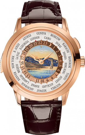 Minute Repeater World Time