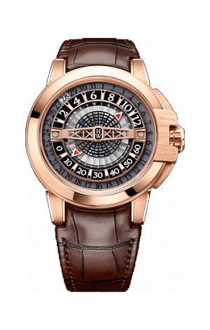 Harry Winston Ocean Collection Retrograde Automatic 42mm OCEAHR42RR001
