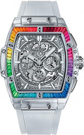 Hublot Spirit of Big Bang Sapphire Rainbow 42 641.JX.0120.RT.4099