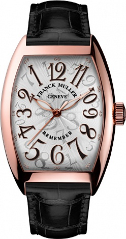 Franck Muller Cintree Curvex Remember 7880 B SC AT REM