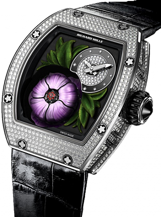 Richard Mille Women's Collection  RM 19-02 TOURBILLON FLEUR RM 19-02