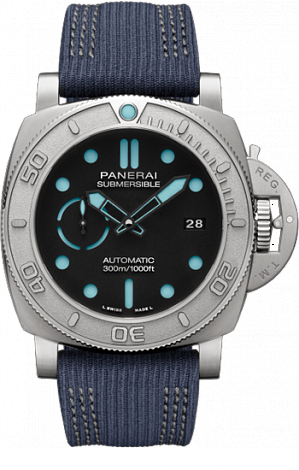 PANERAI Submersible Mike Horn Edition - 47 мм PAM00985
