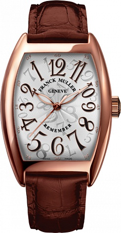 Franck Muller Cintree Curvex Remember 2850 B SC AT REM