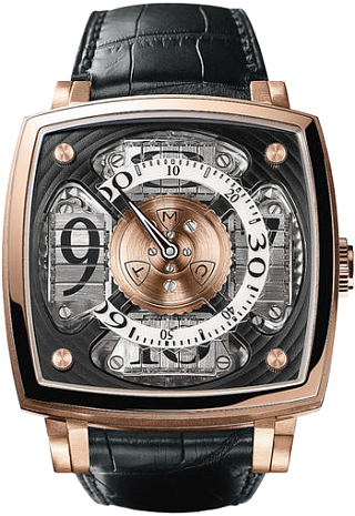 Manufacture Contemporaine du Temps Sequential one - s100 Pink Gold SQ 45 S100 PG S