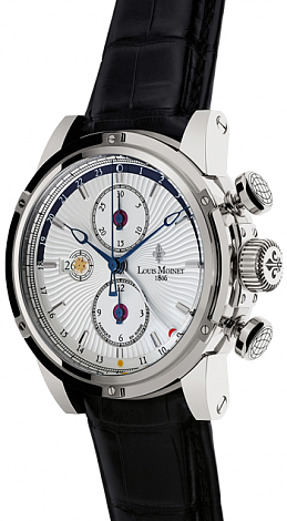 Louis Moinet Limited editions Geograph LM-24.10.60