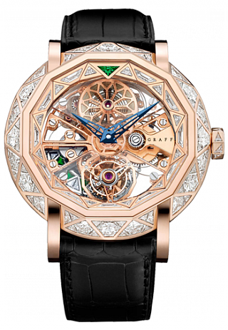 Graff Collection MasterGraff Skeleton Automatic 48mm MGSAM48PGD