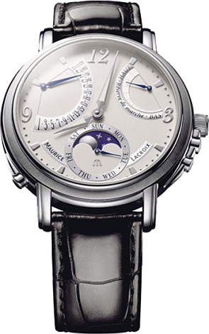 Maurice Lacroix Архив Maurice Lacroix Lune Retrograde MP7078-SS001-120