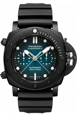 PANERAI Submersible Chrono Guillaume Nery Edition - 47 мм PAM00983