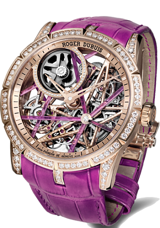 Roger Dubuis Excalibur Blacklight 42mm RDDBEX0757