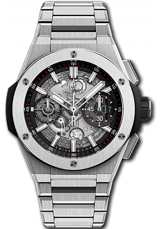 Hublot Big Bang Unico Integral Titanium 42 мм 451.NX.1170.NX