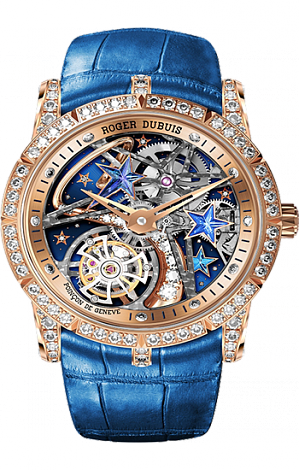 Roger Dubuis Excalibur Shooting Star - Flying tourbillon RDDBEX0761