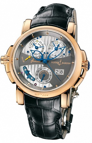 UN Архив UN Sonata Cathedral Dual Time 676-88/212