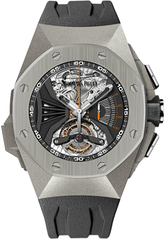 Audemars Piguet Royal Oak Offshore Concept Acoustic Research Concept Acoustic Research
