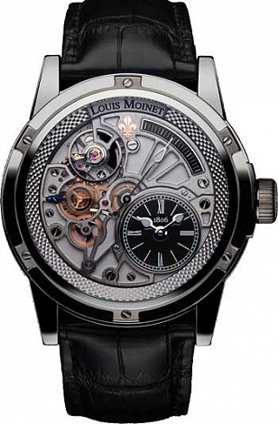 Louis Moinet Limited editions 20-Second Tempograph LM-39.20.50