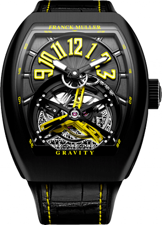 Franck Muller Gravity Yellow V 45 T GR CS BR NR Y